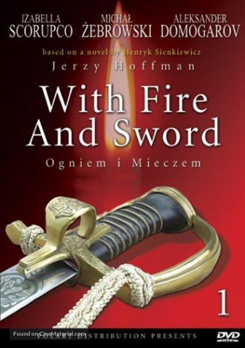 Ogniem i mieczem - DVD cover