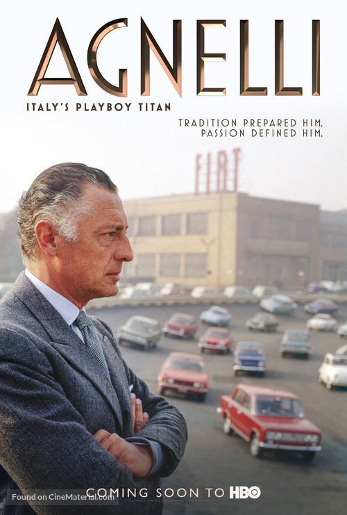 Agnelli - Movie Poster