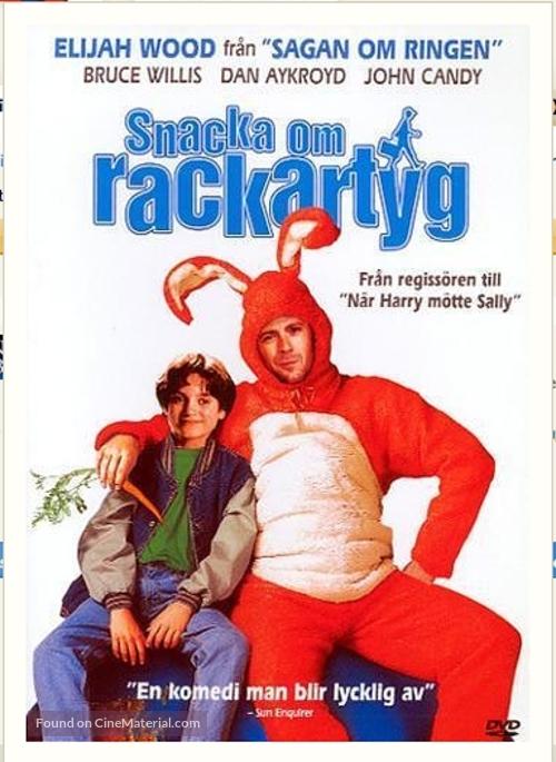 North - Swedish DVD cover
