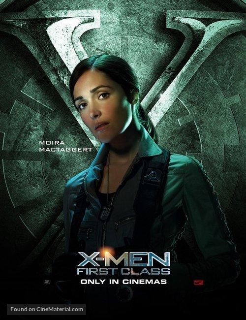 X-Men: First Class - Movie Poster