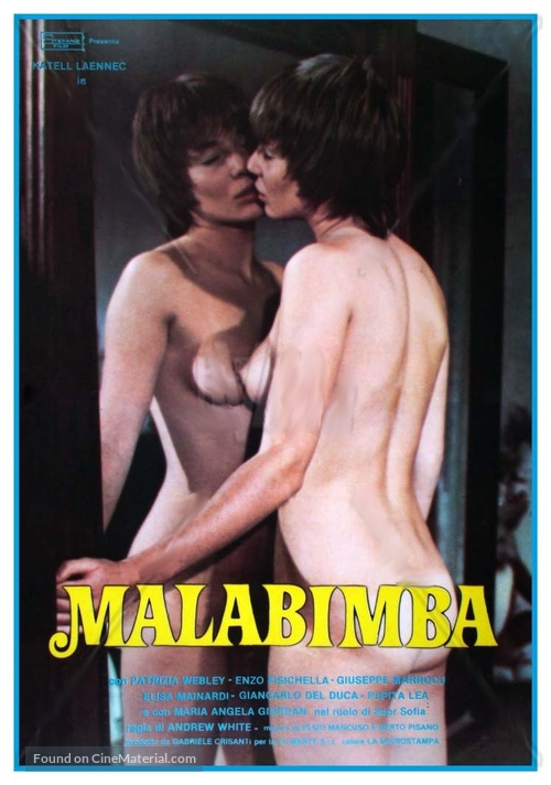 Malabimba - Italian Movie Poster