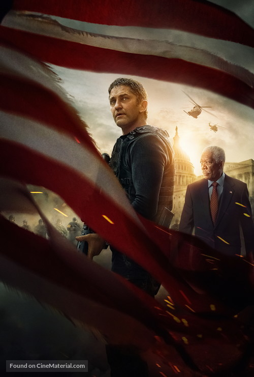 Angel Has Fallen - Key art