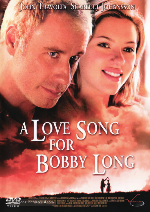A Love Song for Bobby Long - French Movie Cover