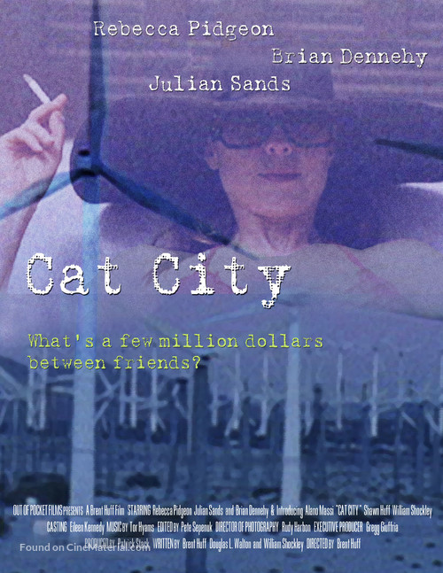 Cat City - Movie Poster