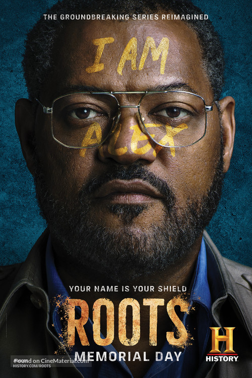 Roots - Movie Poster