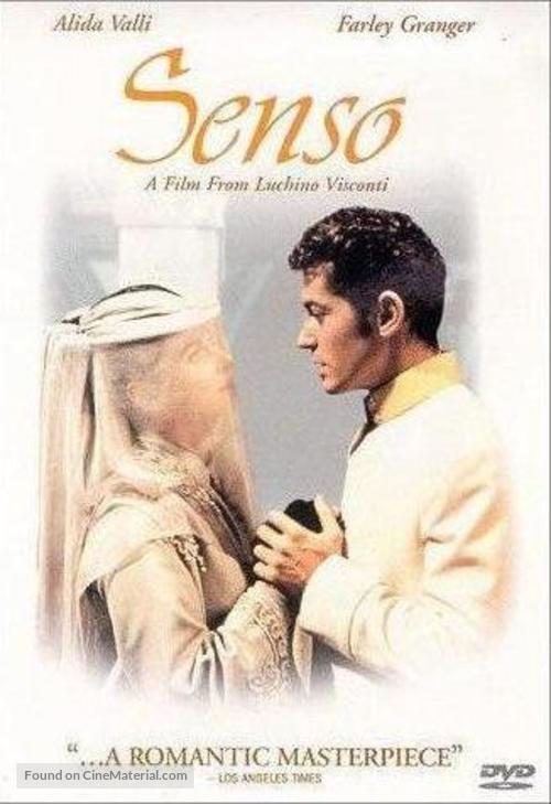 Senso - Movie Cover