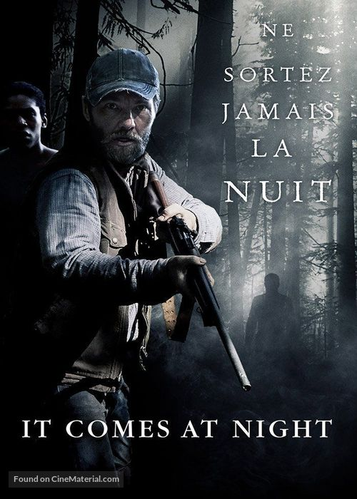 It Comes at Night - French Movie Cover