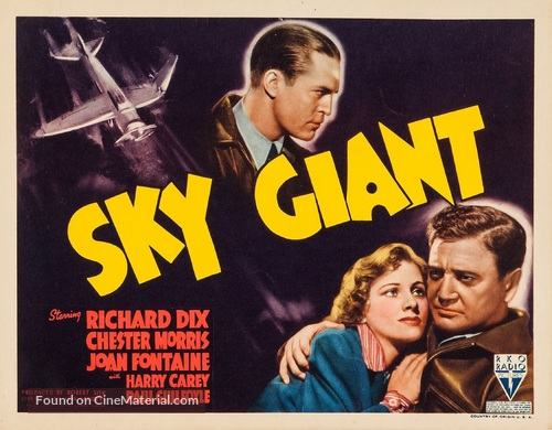Sky Giant - Movie Poster