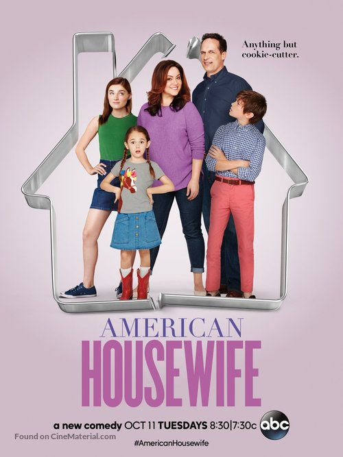 """""""American Housewife"""" - Movie Poster"""