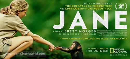 Jane - Movie Poster