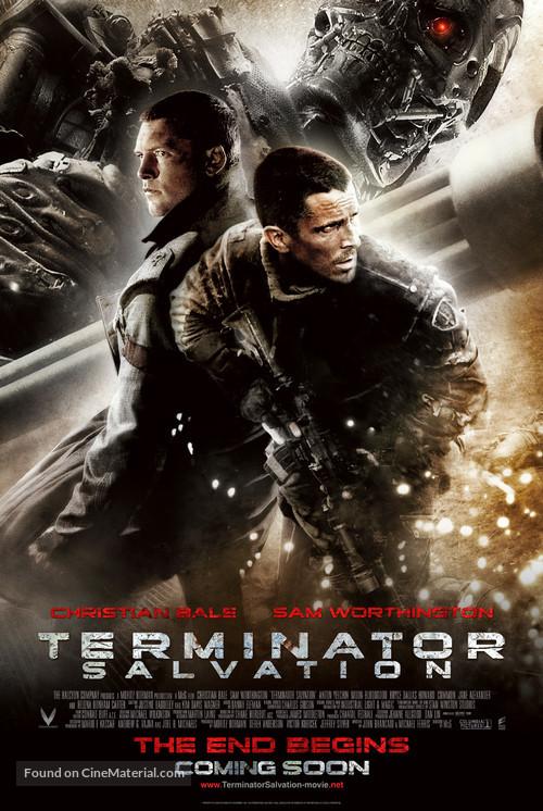 Terminator Salvation - Movie Poster