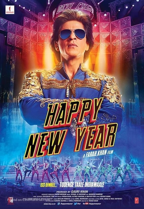 Happy New Year Indian Movie 59