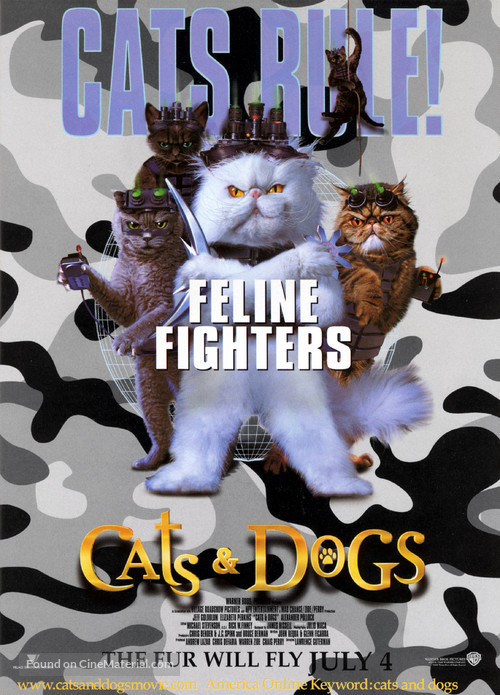 Cats Dogs Poster