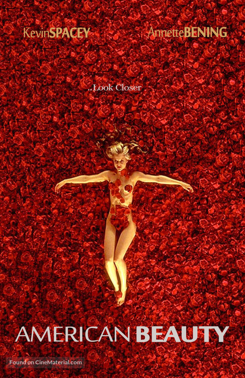 American Beauty - Movie Poster