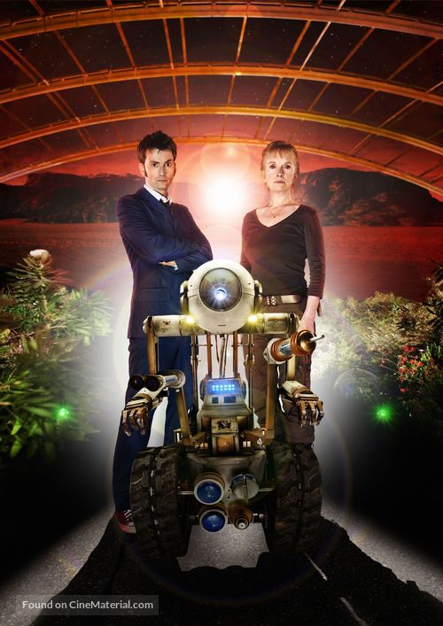 """Doctor Who"" - British Key art"