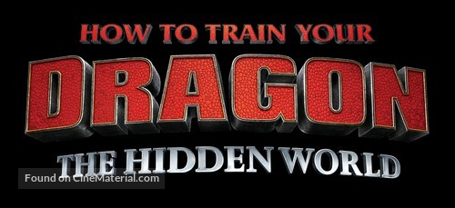 How to Train Your Dragon: The Hidden World - Logo