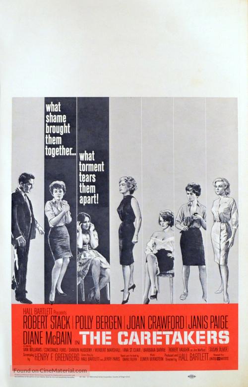 The Caretakers - Movie Poster