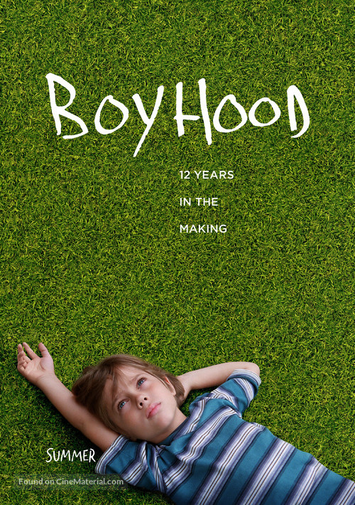 Boyhood - Movie Poster