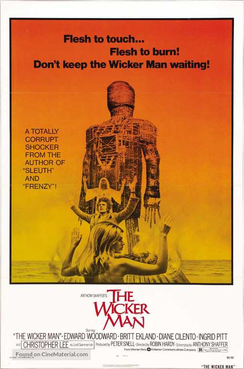 The Wicker Man - Theatrical poster