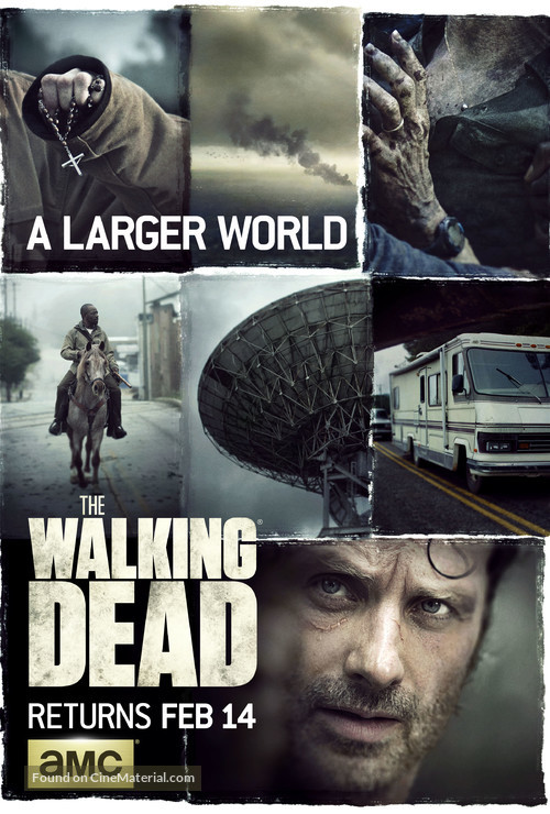 """The Walking Dead"" - Movie Poster"