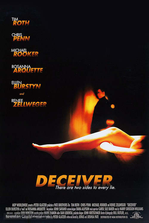 Deceiver - Movie Poster