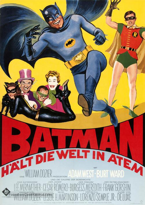 Batman - German Movie Poster