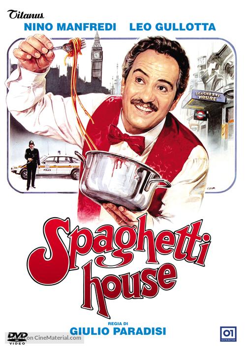 Spaghetti House - Italian Movie Poster