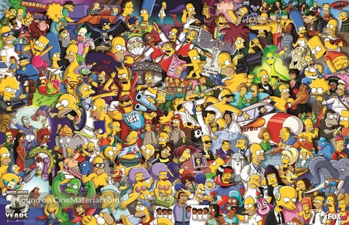 """The Simpsons"" - Movie Poster"