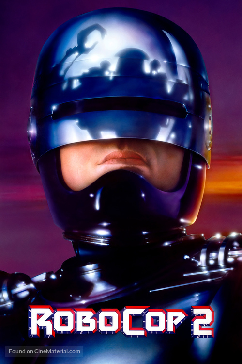 RoboCop 2 - Movie Poster