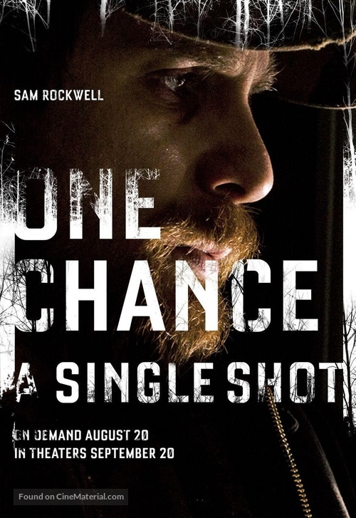 A Single Shot - Movie Poster