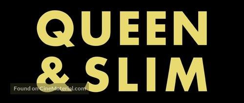 Queen & Slim - French Logo