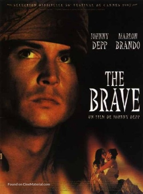 The Brave - Movie Poster