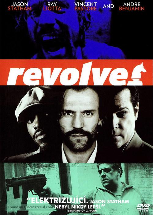 Revolver - Czech Movie Cover