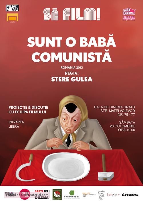 sunt o baba comunista english