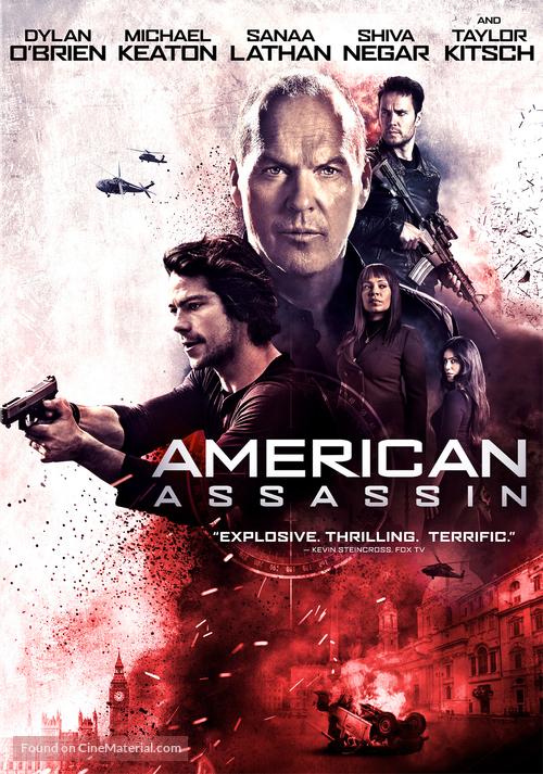 American Assassin - Movie Cover