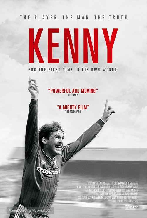 Kenny - British Movie Poster