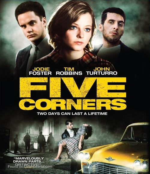 Five Corners - Movie Cover