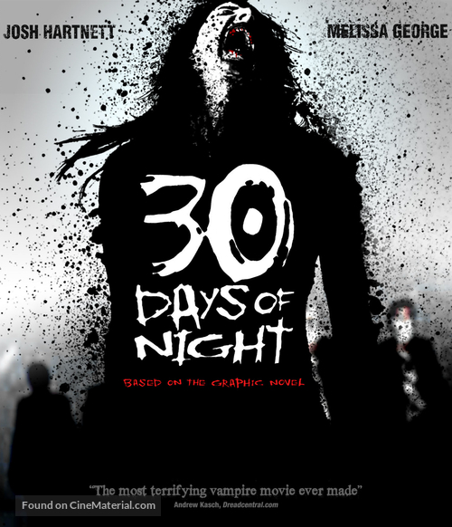 30 Days of Night - Movie Cover