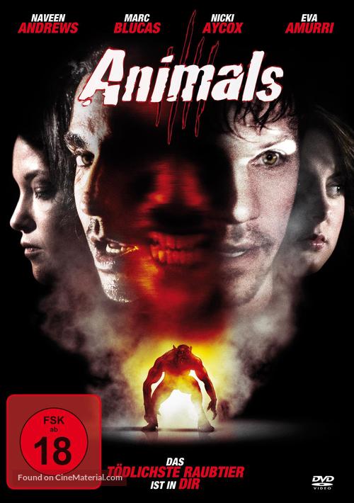 Animals - German Movie Cover