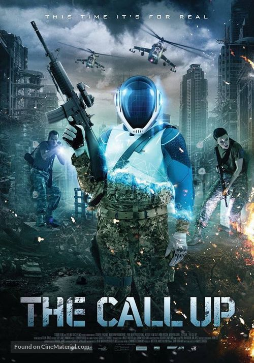 The Call Up -  Movie Poster