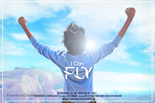 I Can Fly - Indian Movie Poster