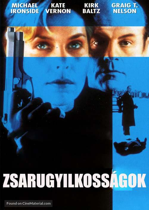 Probable Cause - Hungarian Movie Cover