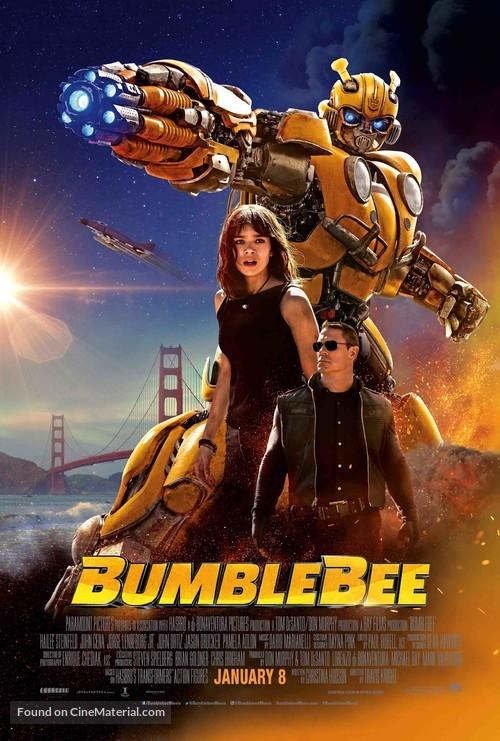 Bumblebee - Philippine Movie Poster