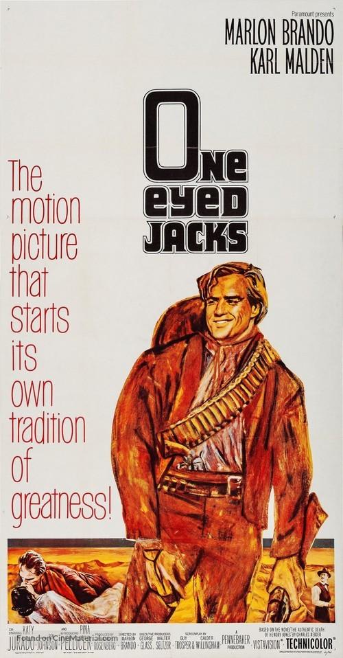 One-Eyed Jacks - Movie Poster