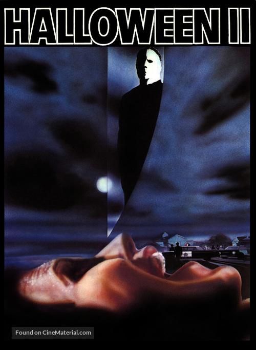 Halloween II - DVD cover