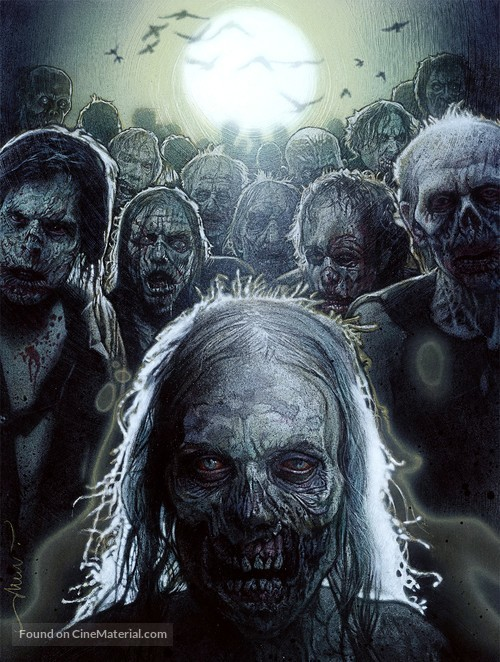 """The Walking Dead"" - Key art"
