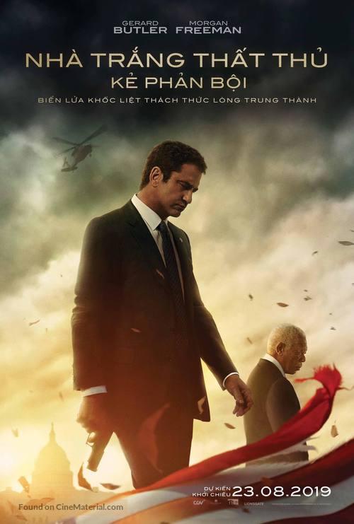 Angel Has Fallen - Vietnamese Movie Poster