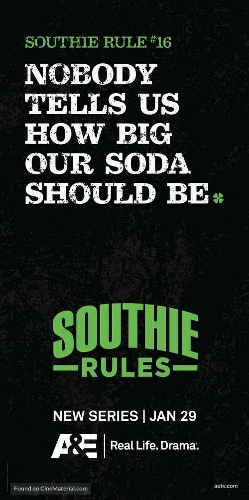 """Southie Rules"" - Movie Poster"