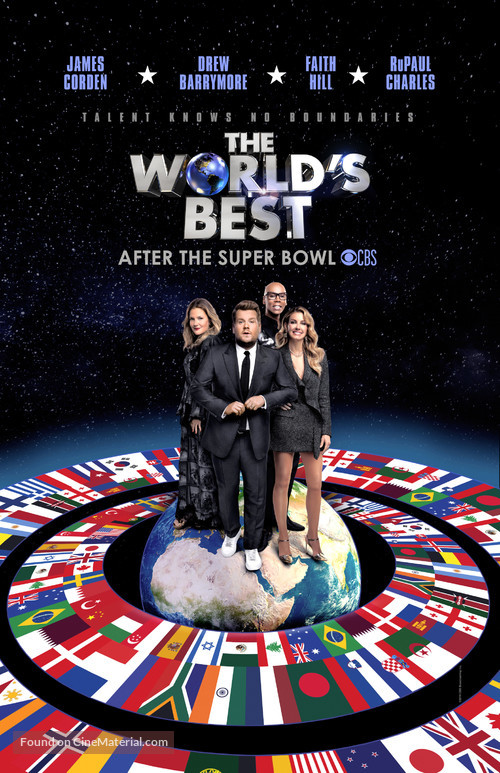 """The World's Best"" - Movie Poster"