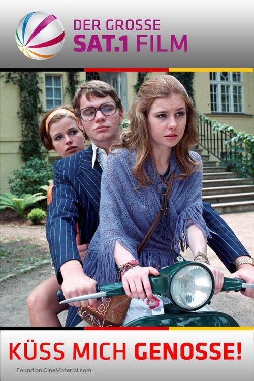 Küss mich, Genosse! - German Movie Cover